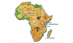 Туры в Африку из СПб, <br> отдых в Африке
