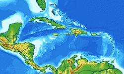 Туры в Карибскоий бассейн из СПб, <br> отдых в Карибском бассейне